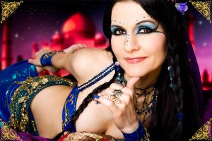 Tallee goes Bollywood II by JenHell66