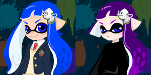 Darkness: Before and After by DarkMario2