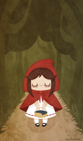 Little Red Riding Hood by beyx