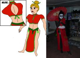 Design: Hips of Fury Competiti by Catwoman69y2k