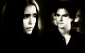 Damon and Elena. by Lauren452