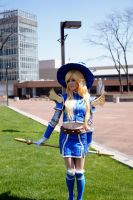 Sorceress Lux at FanFare! #10 by Lightning--Baron
