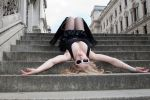 Blond bombshell stock 38 by Random-Acts-Stock