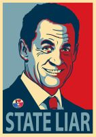 STATE LIAR by louboumian