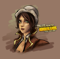 Tales from the Borderlands ~ Fiona by BeaVenga