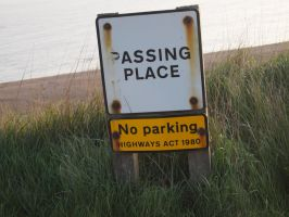 Sign by Fraped