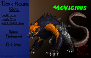 Dark Hours: McVicious by Vagrant-Verse