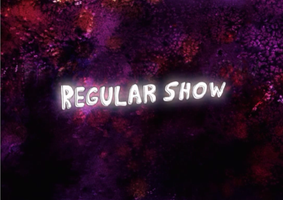 Regular show by Chocolatewaffles659