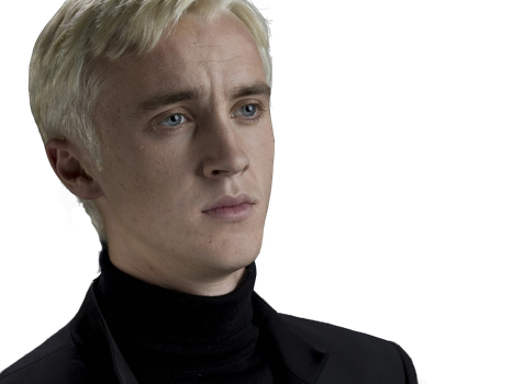 Draco Malfoy PNG by Celebirtyedition