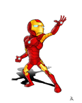 Baby Ironman by 6db9