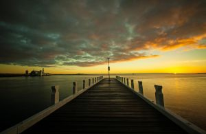 Geelong Waterfront Sunrise by DanielleMiner