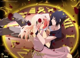 Commission: SASUSAKU time by annria2002
