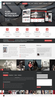 PressCore WordPress Theme by webdesigngeek