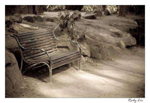Please Have a Sit... by rylphotography