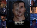 Mass Effect: Superhuman Wallpaper by dakk55