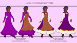 Valhalla Chara Ref-Adele Outfit Ref by TaCDLunaria91