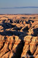 Badlands Morning by Corvidae65