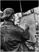 Born from a painter's hands by MarcoFiorentini