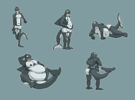 8-bit Blubber Bloat by splashcore