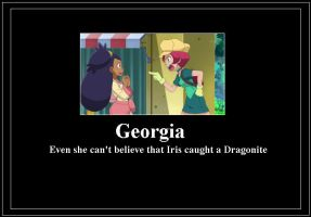 Georgia Dragonite Meme by 42Dannybob