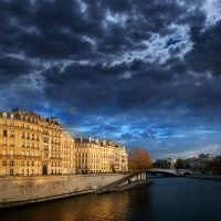 the magic of Paris II by VaggelisFragiadakis