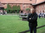 Me in Malbork.2 by Lukotus