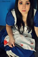 Alice: Madness Returns Cosplay II by EvanescentAngel666