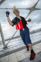 Preview Zell Dincht to Romics 2013 Spring Edition by LeonChiroCosplayArt