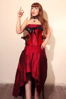 Tanit-Isis Crimson Glory Stock V by tanit-isis-stock
