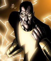Black Adam by OrochiGhOsT