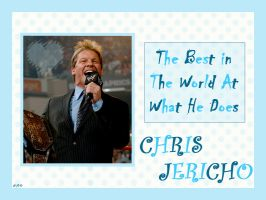 Chris Jericho wallpaper by A-H-D