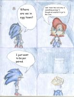 sonic's night mare pg93 by spark300c