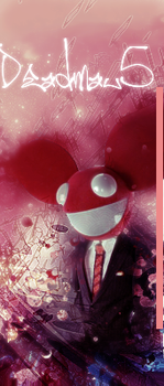 Deadmau5 by Jraged138