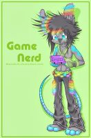 +Game Nerd+ by deerzii