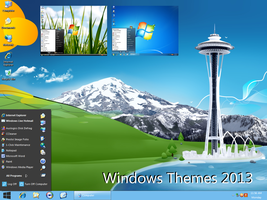 Windows Themes 2013 by Vher528