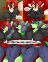 Prrfin' Puny Cougar p7 by AkuOreo