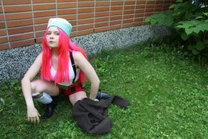Just chilling - Bonney by SaaraZ