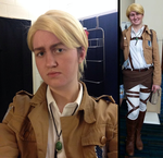 Erwin Cosplay by 314pyper
