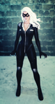 ! Black Cat ! by Sreliata