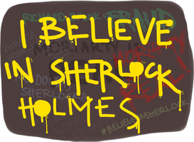 BELIEVEINSHERLOCK by bromantics