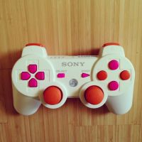 Custom PS3 Controller by ExplodedSoda