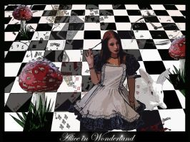-----Alice in Wonderland----- by Alice-fanclub
