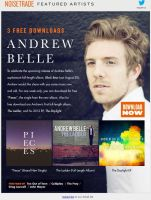 FREE MUSIC TODAY Noicetrade - my son Andrew Belle by Rick-Kills-Pencils
