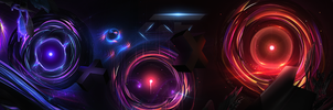 Graphic Evolution Banner - RDB#4 by Kypexfly