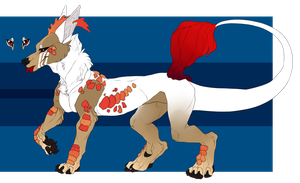 Rapture: Canora Reference Sheet by elmstreetnightmare