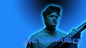 Dr. Horrible Wallpaper 001 by StirFryKitty
