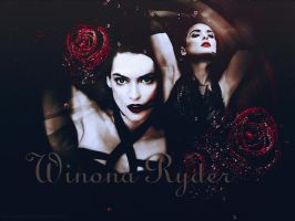 Winona Ryder Wallpaper by Seia5018