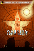 CFTP Presents: Warning From Space Poster by Weirdonian