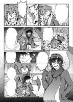the desolation of Smauglock page 22 PREVIEW by Yunuyei