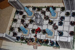 Heroclix Rulk Vs. Skrulls 2 by theAngelofRedemption